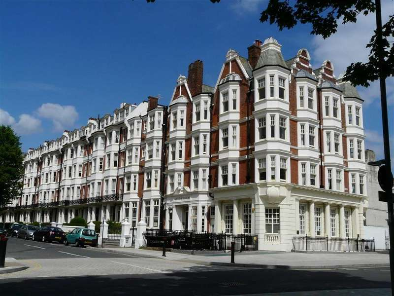 2 Bedrooms Apartment Flat for sale in Gwydyr Mansions, Hove, East Sussex