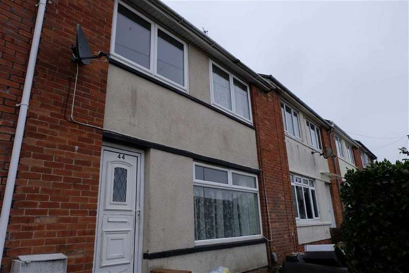 3 Bedrooms Terraced House for sale in Treharne Road, Barry, Vale Of Glamorgan