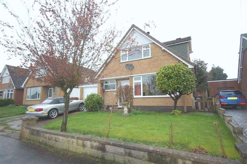 2 Bedrooms Detached House for sale in Barons Road, Shavington, Crewe