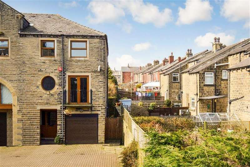 4 Bedrooms Barn Conversion Character Property for sale in Victoria Street, Lindley, Huddersfield, HD3