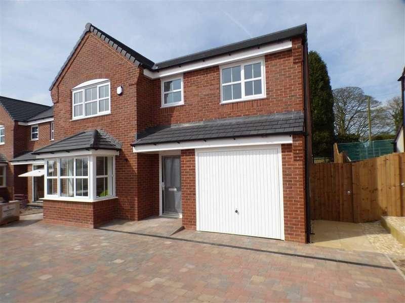 4 Bedrooms Detached House for sale in Plot 3, 24, Shawe Park Road, Kingsley Holt
