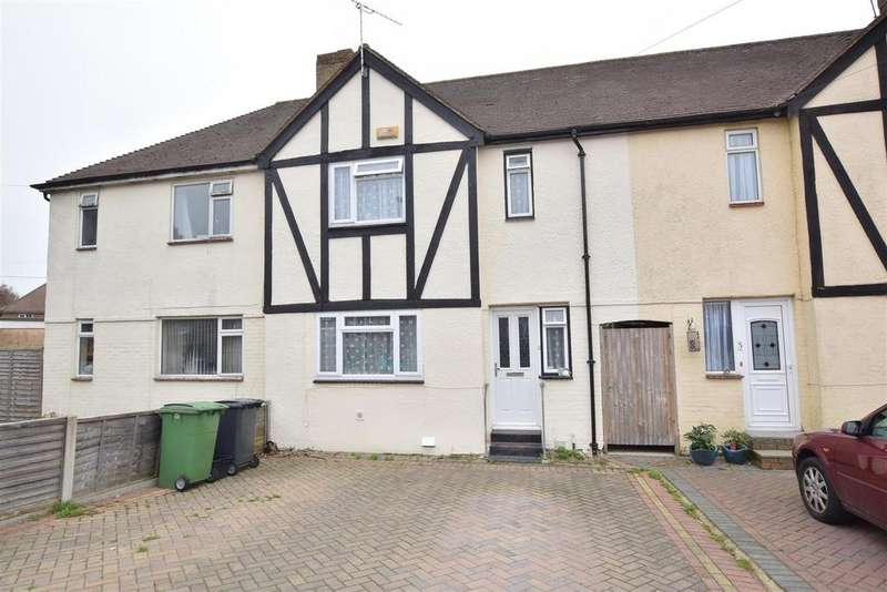 3 Bedrooms End Of Terrace House for sale in Lewis Road, St. Leonards-On-Sea