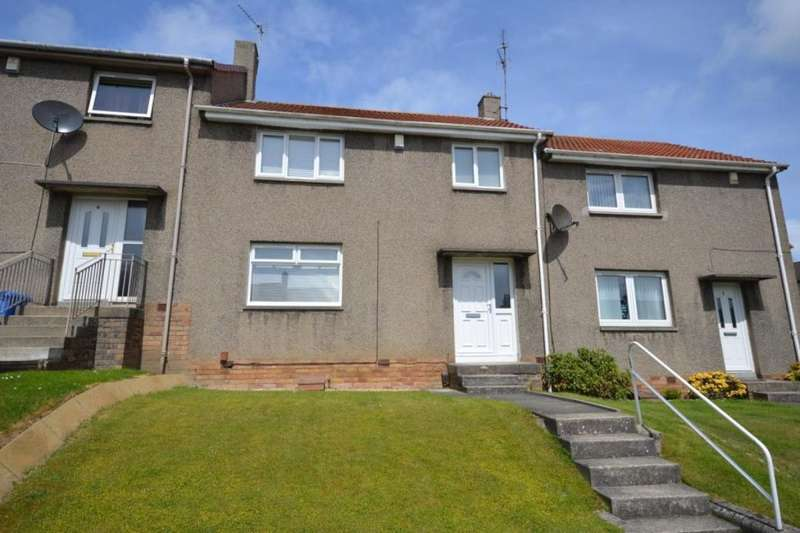 3 Bedrooms Property for sale in Glamis Road, Kirkcaldy, KY2
