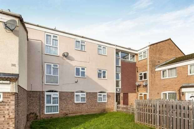2 Bedrooms Apartment Flat for sale in Teesdale Road, Slough