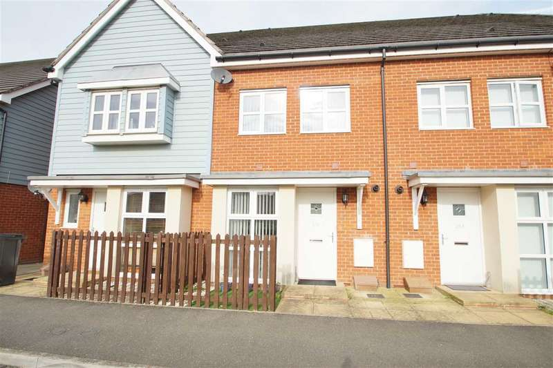 2 Bedrooms Terraced House for sale in Eltham Avenue, Cippenham