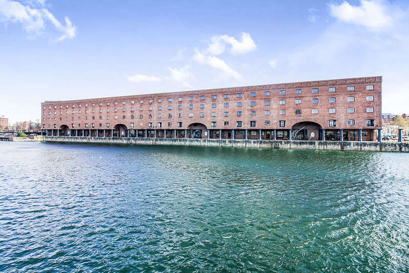 3 Bedrooms Flat for rent in North Quay Wapping Quay, Liverpool, L3