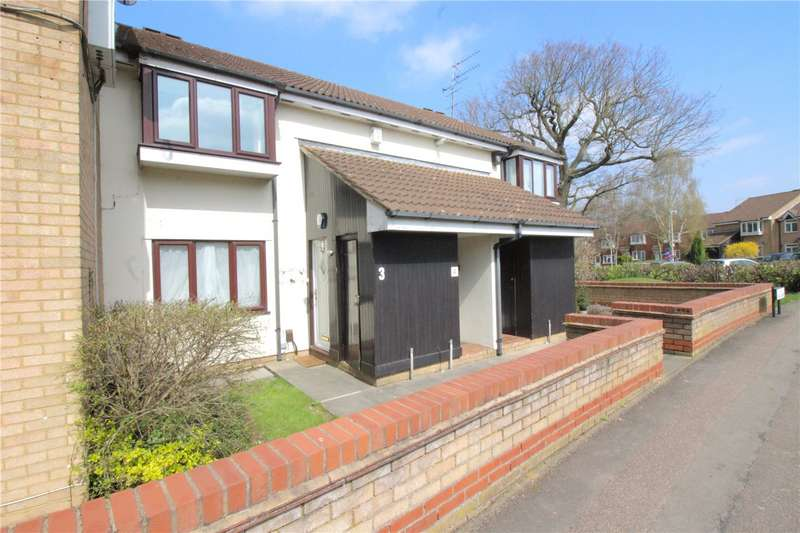 2 Bedrooms Maisonette Flat for sale in Lion Court, Studio Way, Borehamwood, Hertfordshire, WD6