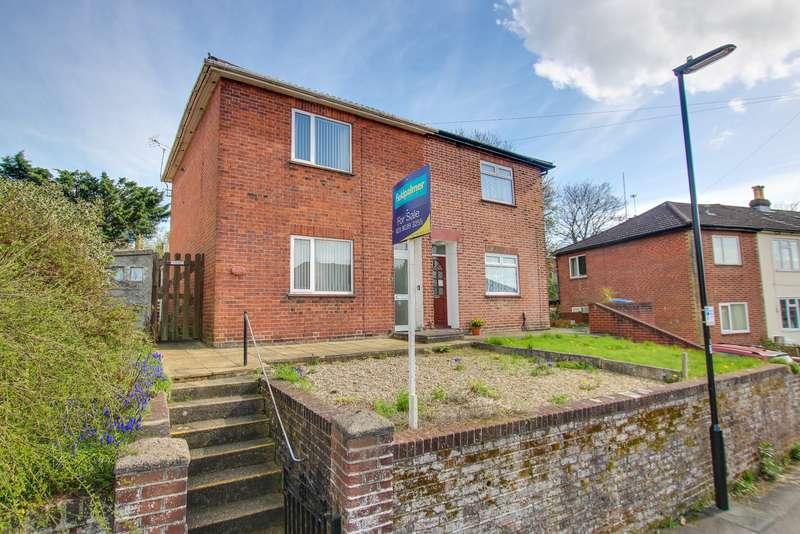 3 Bedrooms Semi Detached House for sale in Glen Road, Woolston