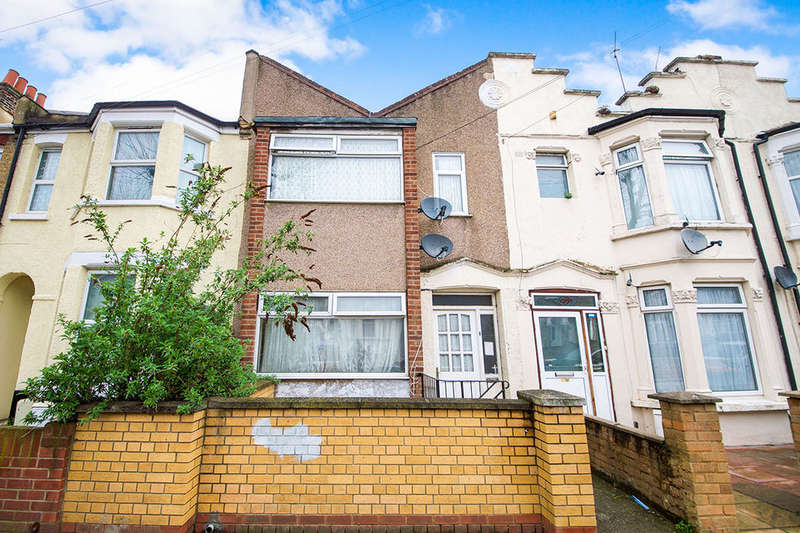 3 Bedrooms Flat for sale in Rutland Road, London, E7
