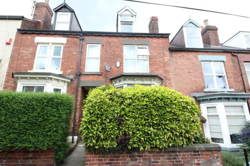 5 Bedrooms Terraced House for rent in Newington Road, Sheffield, S11
