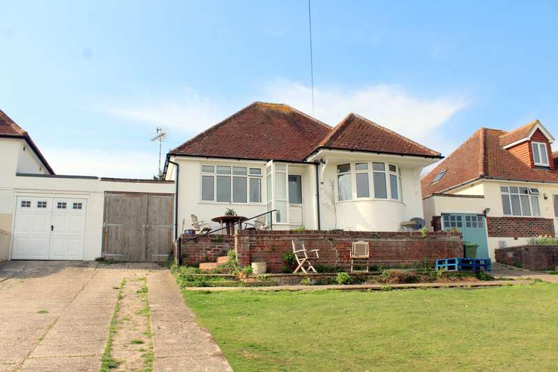 3 Bedrooms Bungalow for sale in Bishopstone Road, BN25