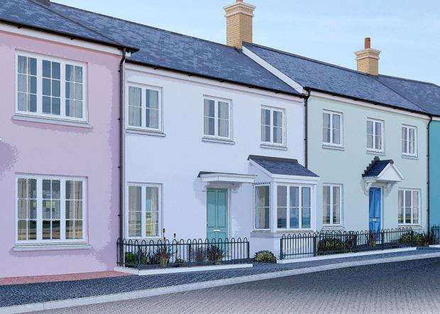 3 Bedrooms Terraced House for sale in Quintrell Road, Newquay, Cornwall