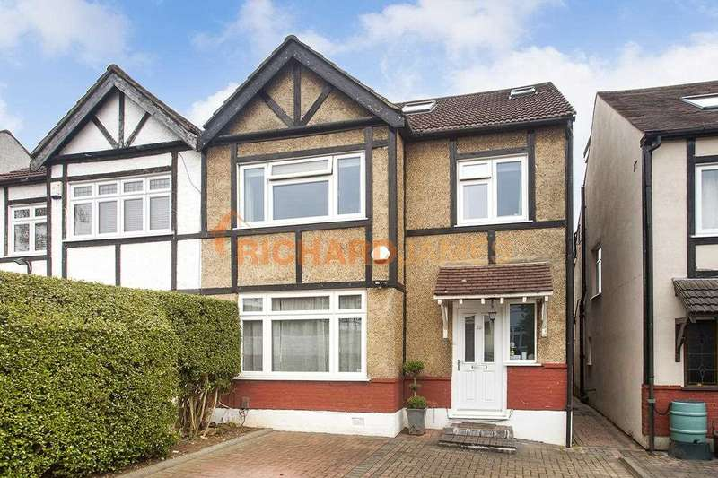 4 Bedrooms House for sale in Delamere Gardens, Mill Hill