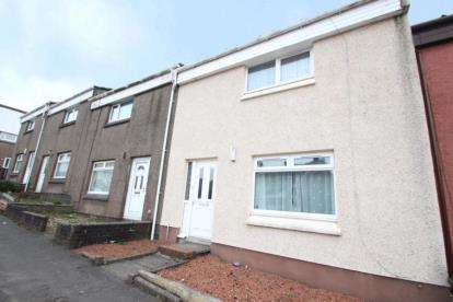 2 Bedrooms Terraced House for sale in Cessnock Avenue, Hurlford, East Ayrshire