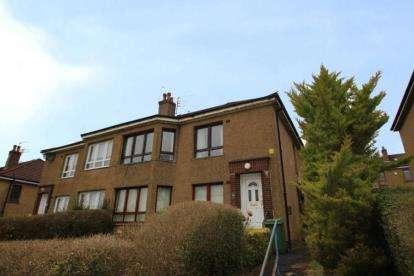2 Bedrooms Flat for sale in Carnock Road, Glasgow, Lanarkshire