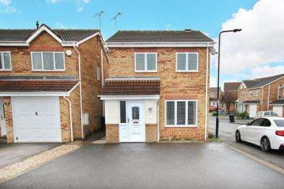 3 Bedrooms Detached House for sale in Ashfield Way, Sunnyside, Rotherham, South Yorkshire