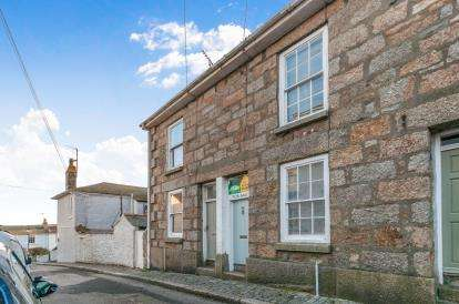 1 Bedroom Terraced House for sale in Penzance, Cornwall