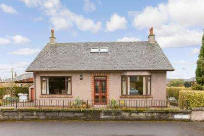 3 Bedrooms Bungalow for sale in Fairway, Cardross