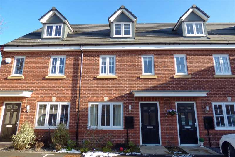 3 Bedrooms Terraced House for sale in St. Johns Gardens, Failsworth, Manchester, Greater Manchester, M35