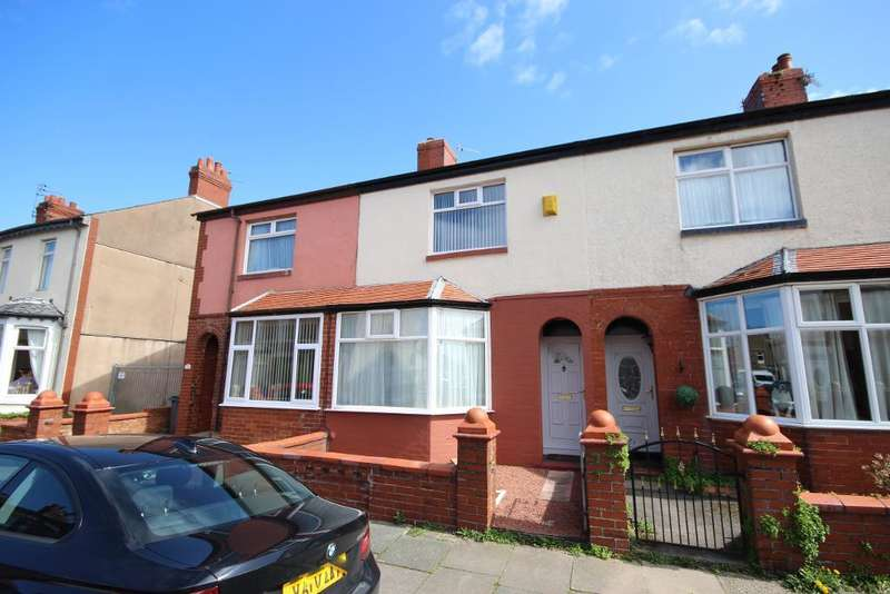 2 Bedrooms Terraced House for sale in Stamford Avenue, Blackpool, FY4 2BJ