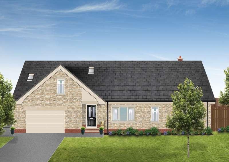 4 Bedrooms Detached Bungalow for sale in Burnside, Thropton