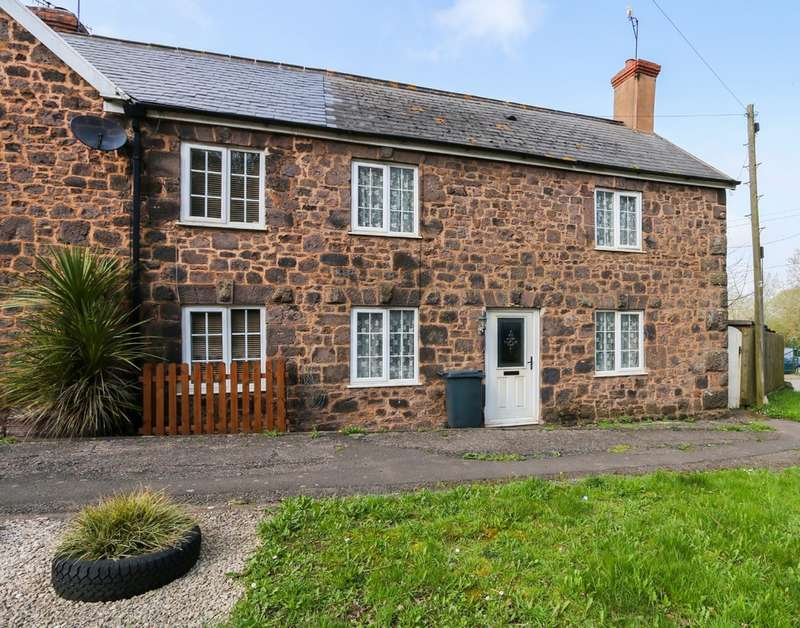 2 Bedrooms Cottage House for sale in Beare Cottages, Exeter