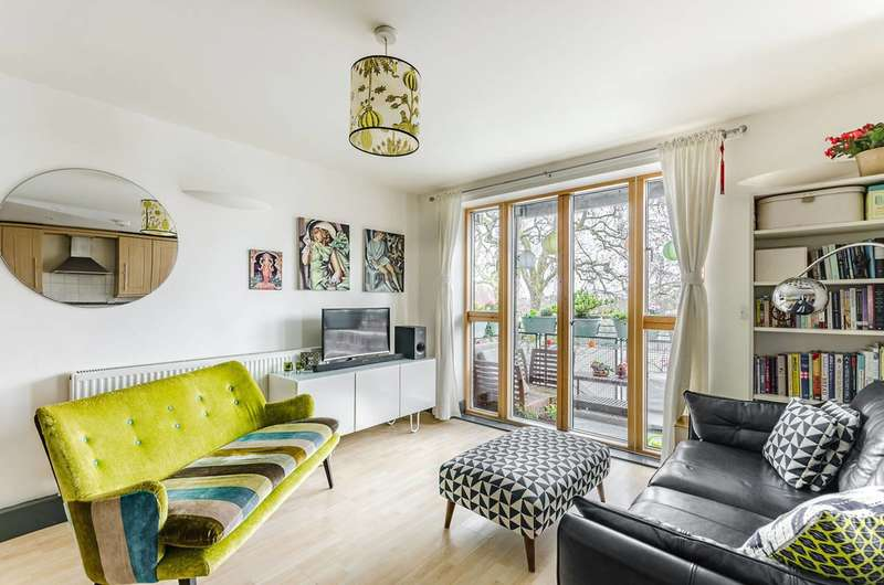 2 Bedrooms Flat for sale in Mary Seacole Court, East Dulwich, SE22