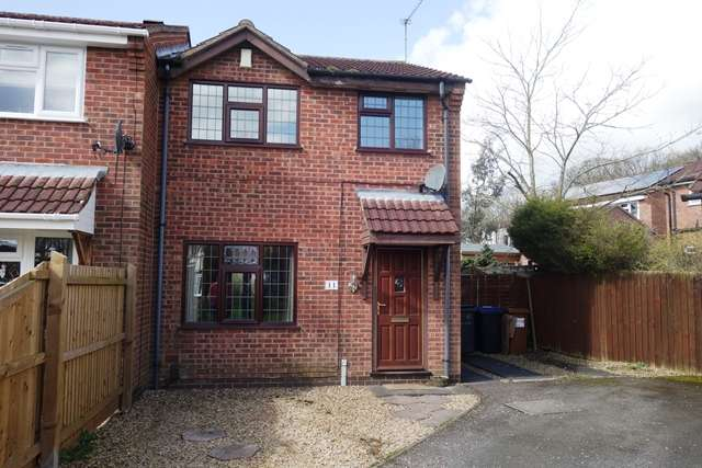 3 Bedrooms Semi Detached House for rent in Timberwood Drive, Groby LE6
