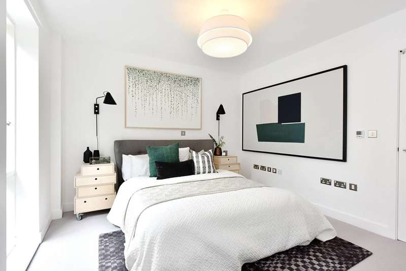 1 Bedroom Flat for sale in Quadra, London Fields, E8