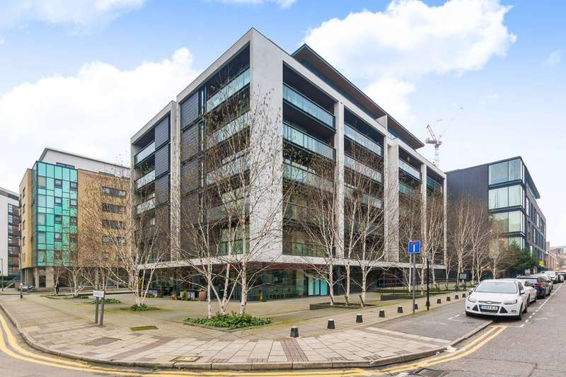 2 Bedrooms Flat for sale in Victoria Mills Studios, Stratford, E15