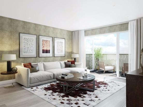 2 Bedrooms Flat for sale in Basset Court Smithfield Square, High Street, Hornsey, N8
