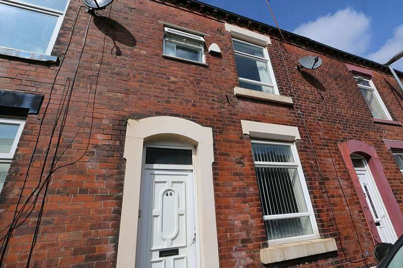 3 Bedrooms Terraced House for sale in New Earth Street, Oldham, Greater Manchester, OL4 5ES