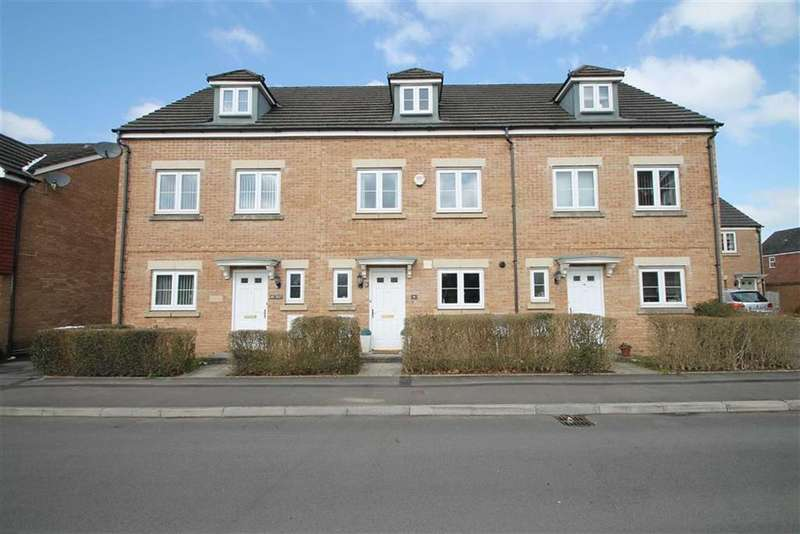 3 Bedrooms Town House for sale in Tatham Road, Llanishen, Cardiff