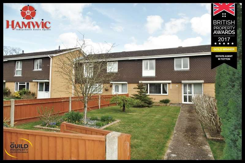 3 Bedrooms Terraced House for sale in Allerton Close, Calmore, Southampton SO40