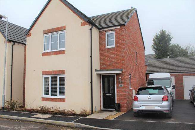 3 Bedrooms Detached House for sale in 37 Bluebell Lane, Newport, Shropshire, TF10 7FJ