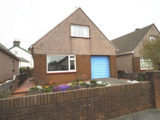 2 Bedrooms Detached Bungalow for sale in Brynffrwd Close, Coychurch, Bridgend CF35