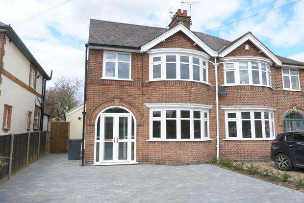 3 Bedrooms Semi Detached House for sale in Melton Road, Barrow upon Soar, Loughborough, LE12