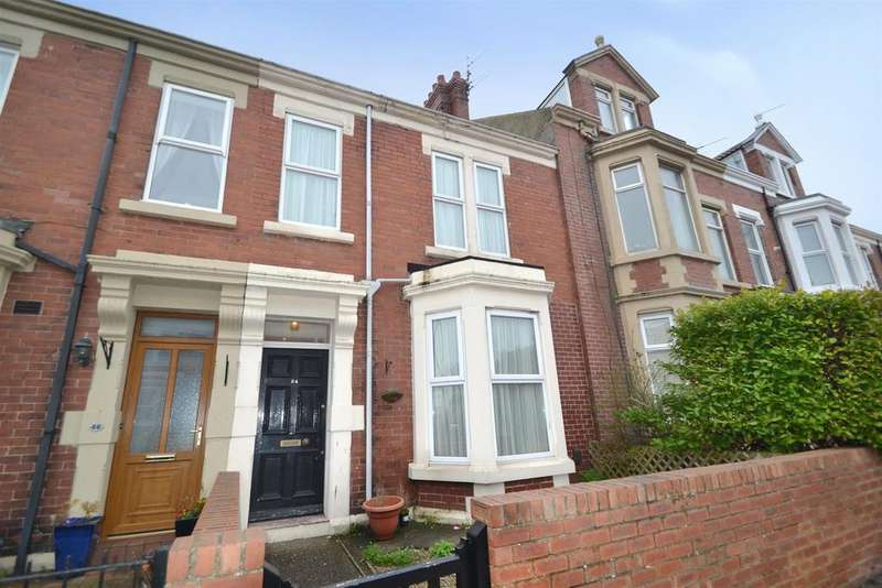 4 Bedrooms Terraced House for sale in Park Avenue, Whitley Bay