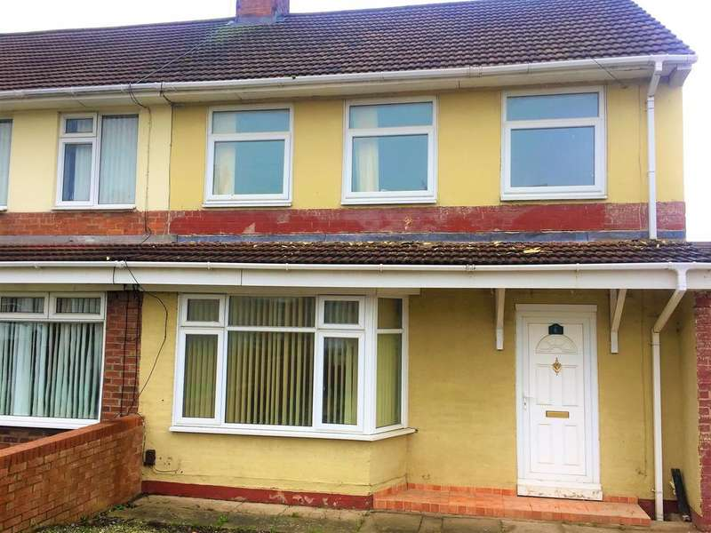 3 Bedrooms Semi Detached House for rent in Stockton on tees TS19