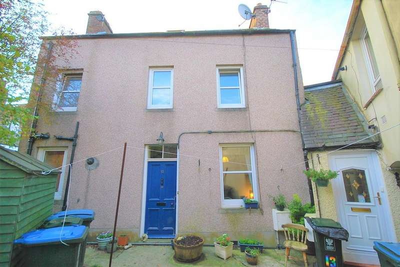 3 Bedrooms Semi-detached Villa House for sale in Mitchell Street, Crieff PH7