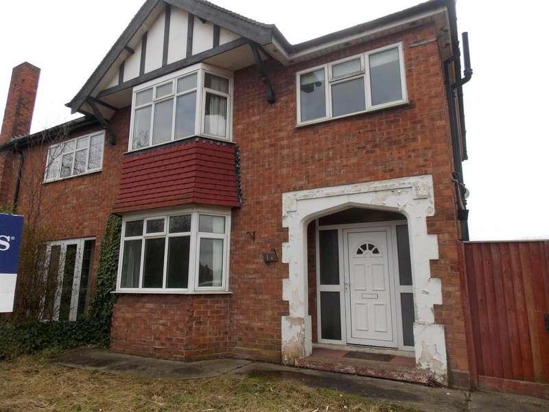 3 Bedrooms Semi Detached House for sale in Westward Ho, Grimsby, DN34 5AF