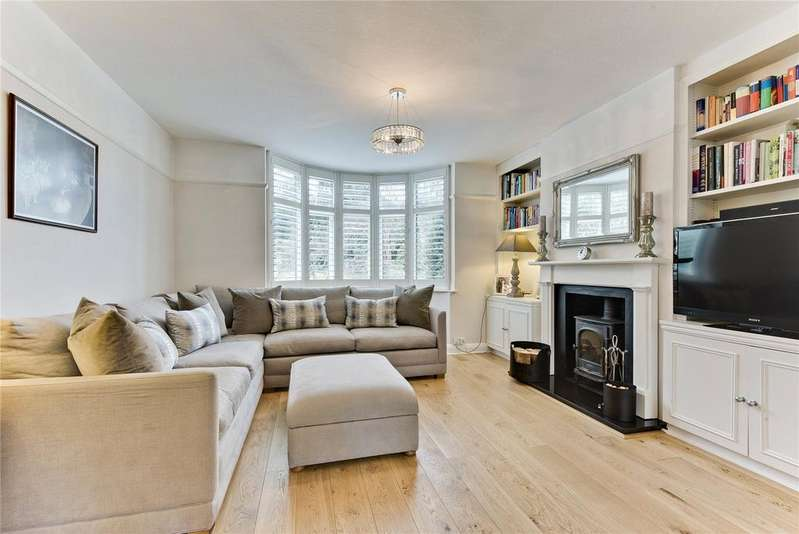3 Bedrooms Semi Detached House for sale in Foley Road, Claygate, Esher, Surrey, KT10