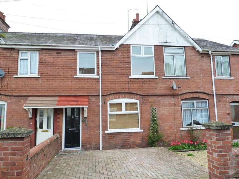 2 Bedrooms House for sale in Canonmoor Street, Moorfields, Hereford, HR4
