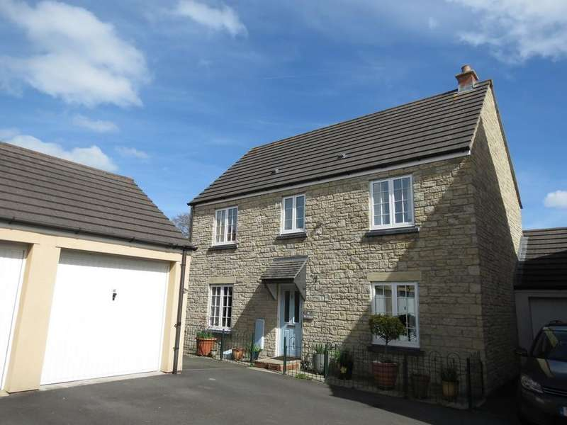 4 Bedrooms Link Detached House for sale in Old Orchard, Bovey Tracey