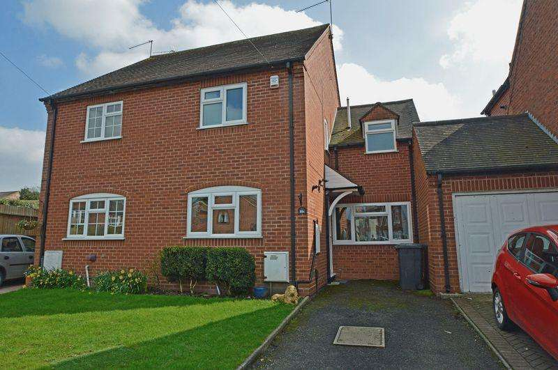 3 Bedrooms Semi Detached House for sale in Foregate Street * Astwood Bank * B96 6BW