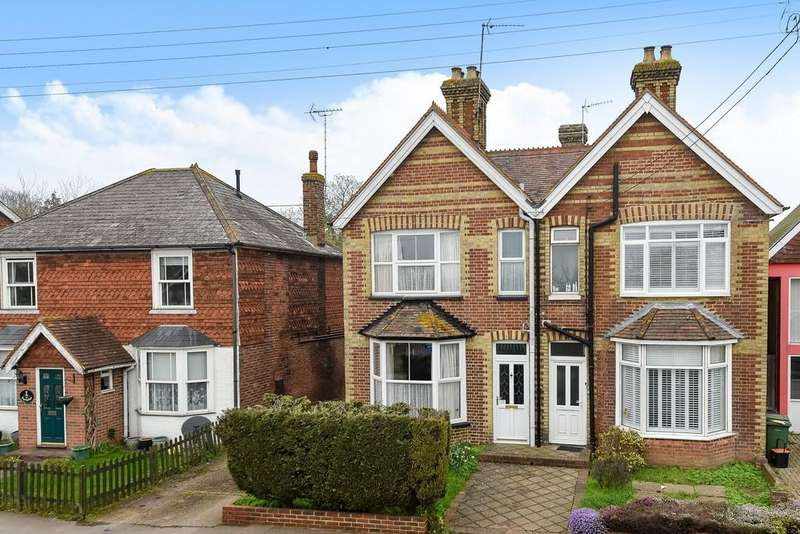 3 Bedrooms Semi Detached House for sale in Station Road, Headcorn