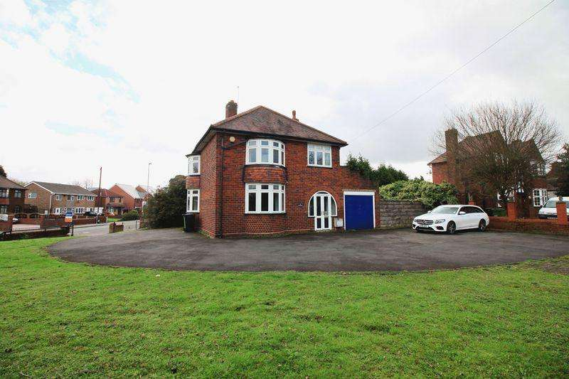 3 Bedrooms Detached House for sale in Birmingham New Road, Tipton, DY4 8AS