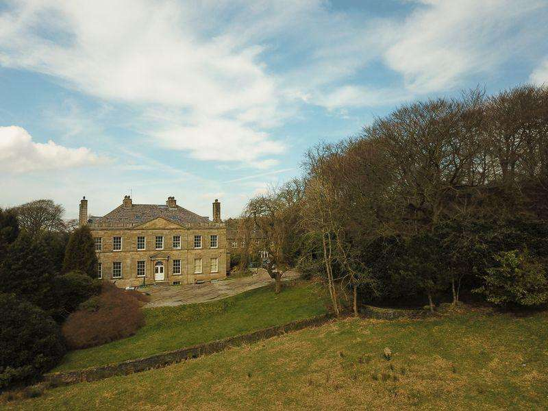 11 Bedrooms Manor House Character Property for sale in Healey Hall, Shawclough Road, Lancashire