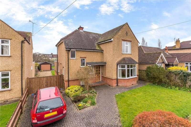 3 Bedrooms Detached House for sale in Sandridge Road, St. Albans, Hertfordshire