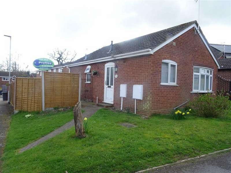 2 Bedrooms Detached Bungalow for sale in The Drive, Barwell